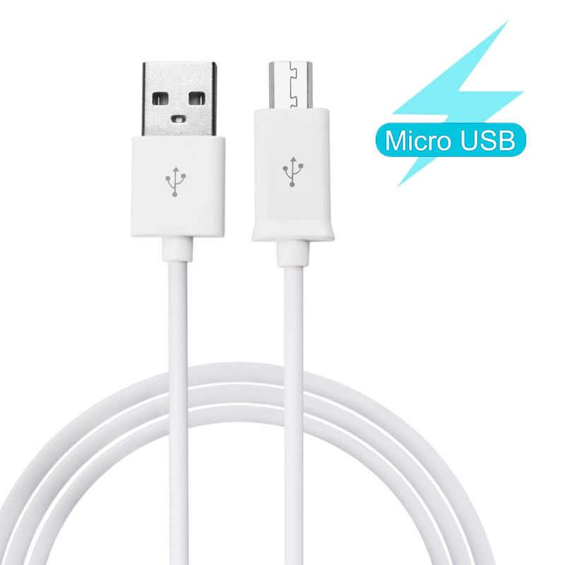 マイクロ USB ケーブル高速充電携帯電話ケーブルマイクロ Usb 充電器 xiaomi samsung huawei lg android 用