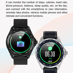 Image 5 - SENBONO S09 Smart Watch IP68 Waterproof Men Heart Rate Monitor Blood Pressure Fitness Tracker GPS Map Smartwatch for Android iOS