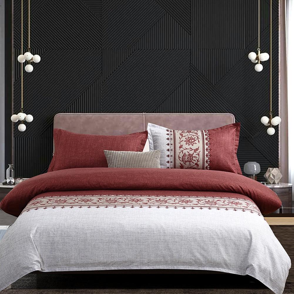 S-Simple Plain Color Series Textile Multinational Size Three-piece Set Pieces Textile Large Amount