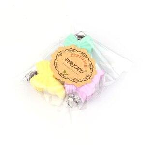 Image 5 - TYRY. HU Соска пустышка, 100 шт., Детские Соска, зажимы для цепи, держатель, мультяшная пустышка, Пищевая силиконовая прорезывающая игрушка для детей, сделай сам