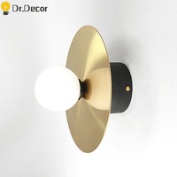 Modern LED Wall Lamp G9 Design Indoor Decor Sconce Wall Lights Restaurant Coffee Store Dining Room Hanging Lamp Light Fixtures