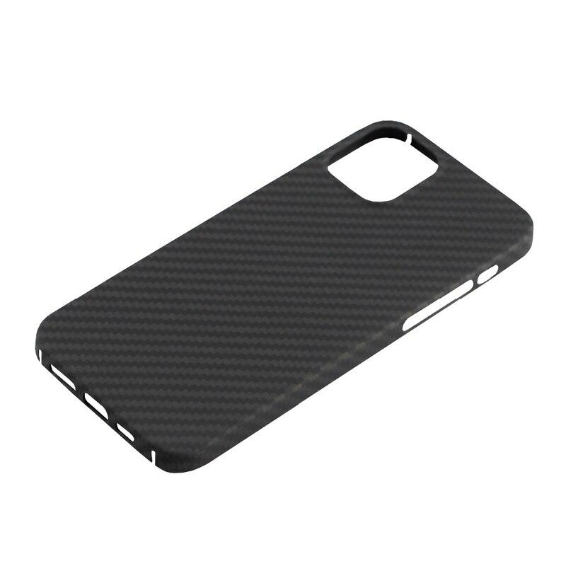 Aramid Fiber Carbon Bumper Officiële Ontwerp Case Voor Apple Iphone 12 11 Pro Max 12 Mini 12 11 Xs Max xs Xr 7 8 Plus Se 2020 Cover 5