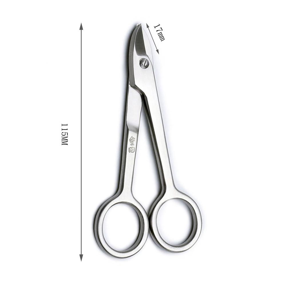 Mm  Steel Scissors Wire Master From Whole By 115 Alloy Forged TianBonsai Grade Made 5Cr15MoV