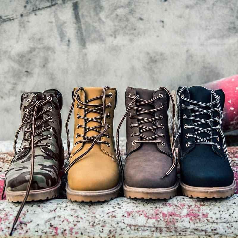 Mùa Đông Cổ Chân Giày Nữ Giày Nữ 2020 Ấm Sang Trọng Ủng Nữ Gót Vuông Mùa Đông Giày Người Phụ Nữ Botas Botines Mujer