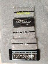 Mechanische Tastatur Lagerung Tasche Filz Material Schwarz Grau Geeignet für 60 61 64 71 75 78 84 96 104 108 980 Layout Tastatur