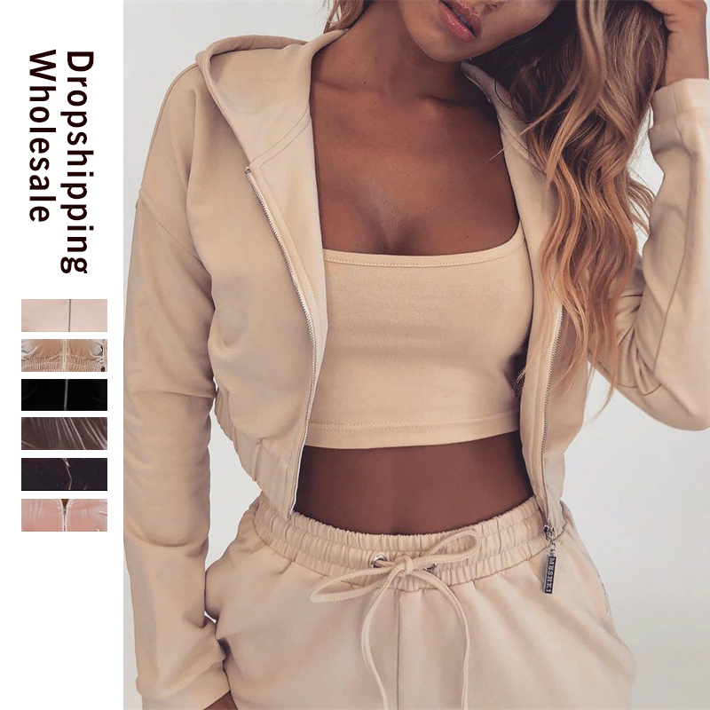 Women Set Casual Spring Autumn Two Pieces Set Hoodie And Pants Tracksuit Women Set Elastic Waist Leisure Women Outfits Suit