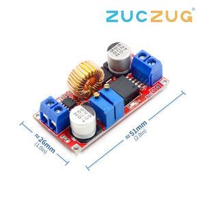 Lithium Battery Charger Module 5V-32V to 0.8V-30V 5A LED Driver Step Down Buck Converter Board Constant Current Voltage(China)
