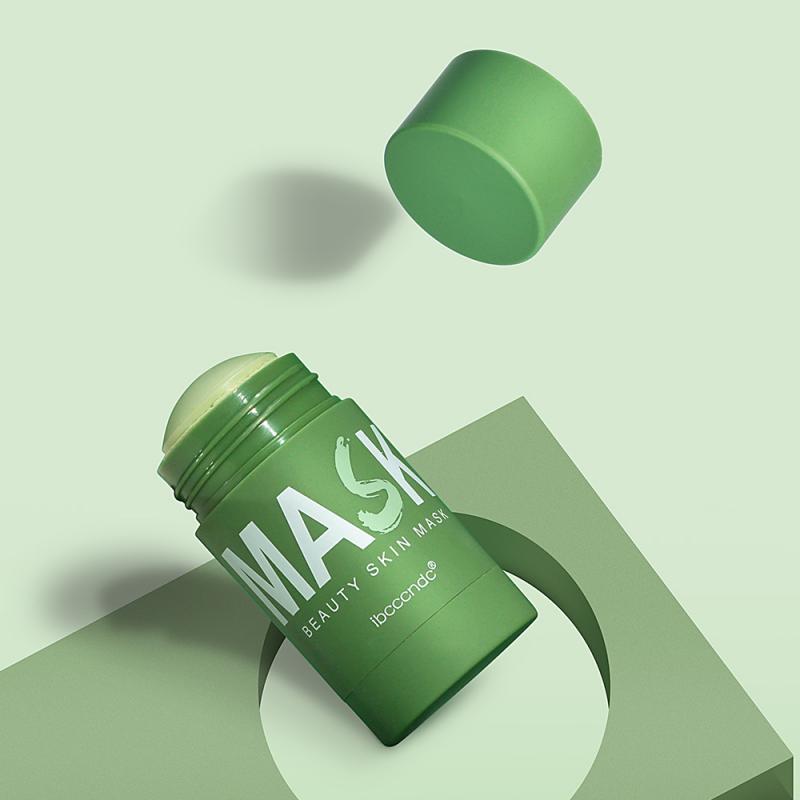 1 шт. Ibcccndc Красота кожи очищенную кожу лица маска Зелёный чай очищенную кожу лица маска палка очищает поры и грязь Инструменты для ухода за к...