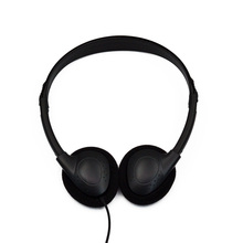 Head mounted Computer Headset No Microphone Noise Canceling Sports MP3 Earphone For Computer PC
