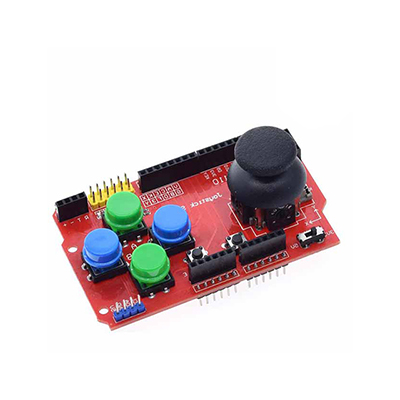 A18-- Joystick Shield For Arduino Expansion Board Analog Keyboard and Mouse Function