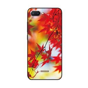 Image 5 - Чехлы для телефонов Xiaomi Redmi 5A 6A 7A 8A, чехол накладка, чехлы с пейзажами для Xiaomi Redmi Note 7, бампер для Redmi 5 7 8 6 Pro, корпус