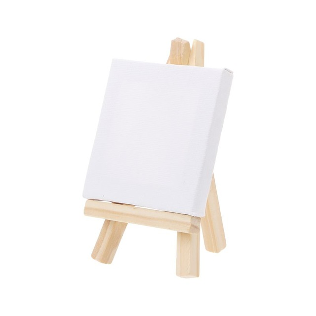 Xdodnev Wood Easel Advertisement Exhibition Display Shelf Holder Studio Painting Stand