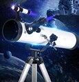 Телескоп астрономический профессиональный зум 875 раз HD Ночное видение глубокий Mitsubishi Space Star вид лунный Метеор душ 1,25 дюйма новое обновление