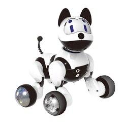 Elektroniczna rodzina Pet-interaktywny inteligentny szczeniaczek/kotek zabawny rozpoznawanie głosu zabawka robot dla dzieci