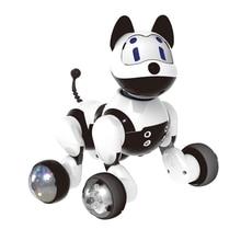 Elektronische Familie Huisdier Interactieve Intelligente Puppy Hond/Kitty Kat Grappige Spraakherkenning Robot Speelgoed Voor Kinderen