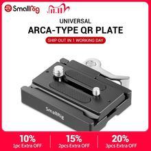 Smallrig Dslr Camera Quick Release Plaat En Klem (Arca Type Compatibel) statief Monopods Voor Camera Video Schieten 2144