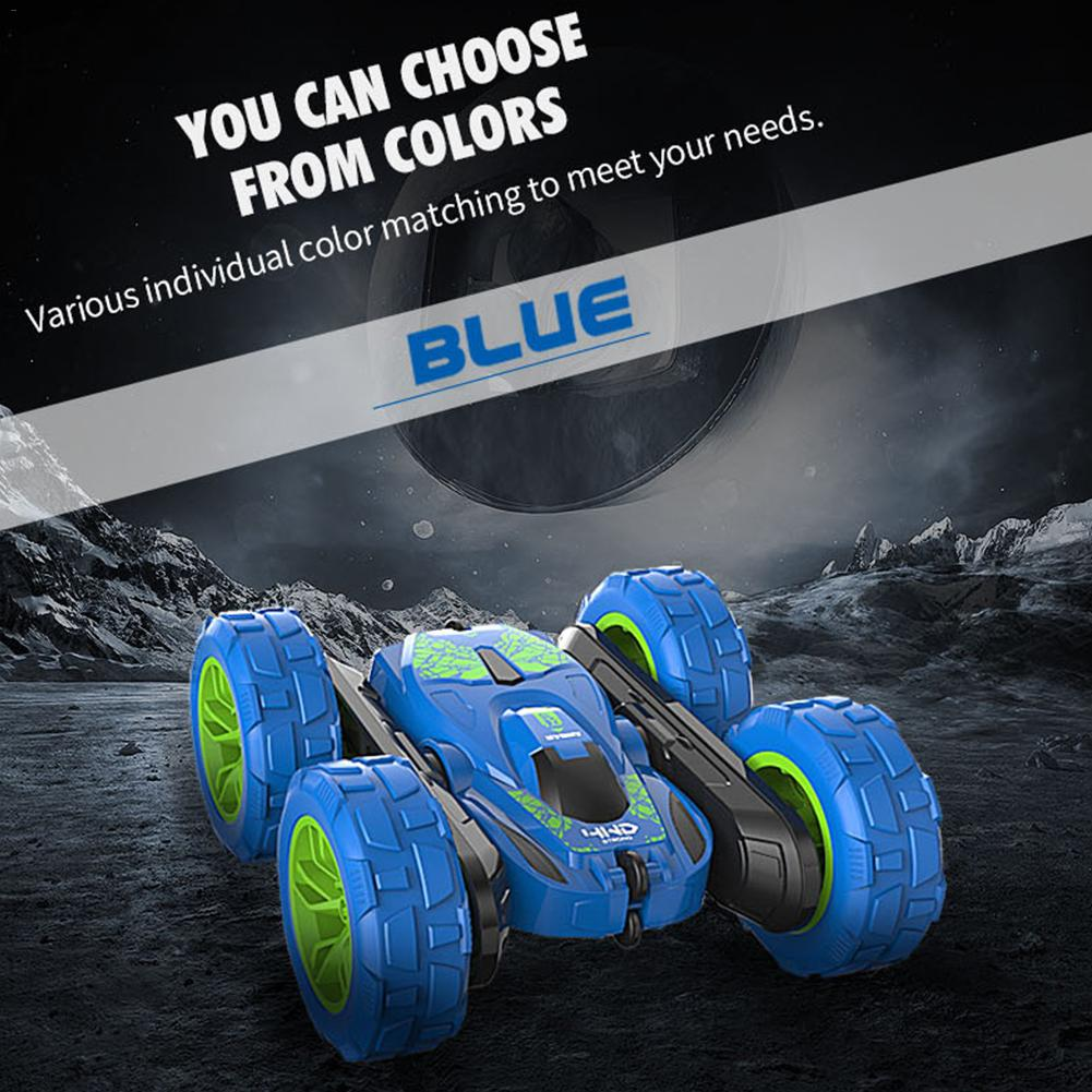 JJRC-Q9 RC Car High Speed 3D Flip Stuntt Drift Deformation Buggy Car Rock Crawle Remote Control Anti-Skid 2xBattery Toys