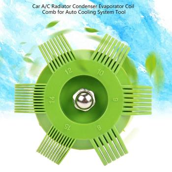 New Universal Plastic Car A/C Radiator Condenser Evaporator Fin Straightener Coil Comb for Auto Cooling System Tool image