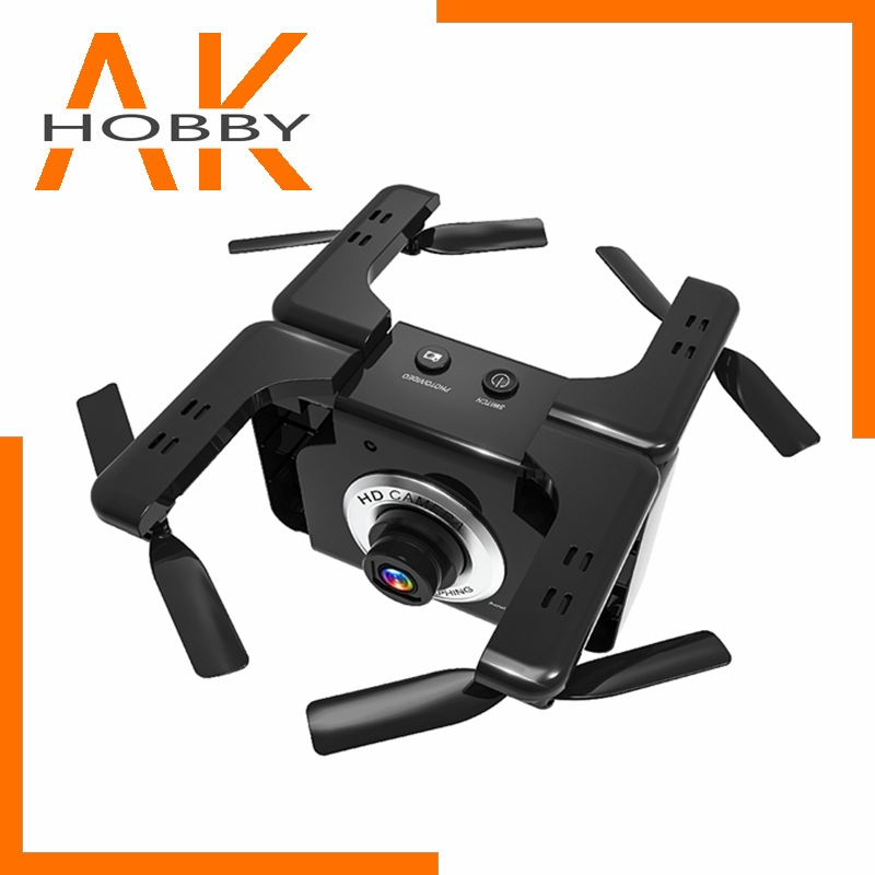 L600 Selfie Drone 2 4GHz 4CH WiFi FPV RC Quadcopter Drone w  720P Wide-Angle HD Camera Optical Smart Flow Position RC Quadcopter