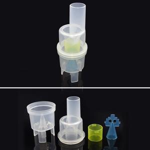 Image 5 - 20pcs 6ml 10ml Home office Atomized Cup Air Compressor Nebulizer Medicine Bottle Allergy Inhaler Aerosol Medication