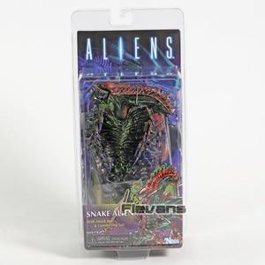 """Image 4 - NECA ALIENS Spazio Serpente Alien Scorpion Alien Marine Apone 7 """"Action Figure AVP Modello Collezione di Giocattoli"""