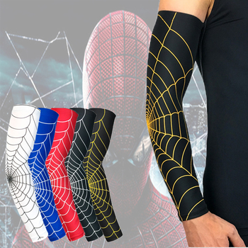 3Size Sports Cycling Sleeves Arm Sleeves Fitness Riding Running Sunscreen Arm Cuff Cool Basketball Cycling Arm Pads Arm Warmers цена 2017