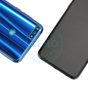 Image 3 - Original para huawei y7 prime 2018 voltar bateria capa traseira habitação para huawei nova 2 lite bateria porta peças de reposição