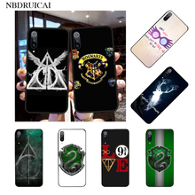 NBDRUICAI Potter Love DIY Luxury Phone Case for Xiaomi 8 9 se 5X Redmi 6pro 6A 4X 7 5plus note 5 7 6pro(China)