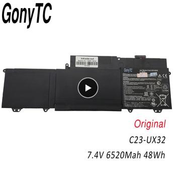 GONYTC Genuine 7.4V 48Wh C23-UX32 battery for ASUS Zenbook UX32 UX32V UX32A UX32VD U38N UX32LA U38DT