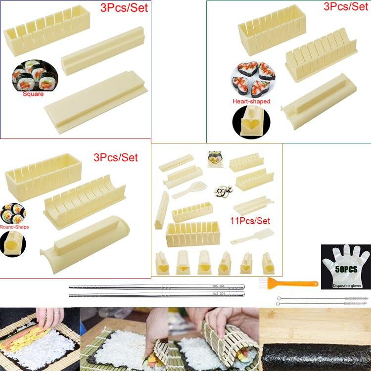50-100 pièces demi-coupe Sushi Nori algues usine en gros AAA qualité, vert foncé secondaire cuisson Nori sushi algues, meilleures ventes