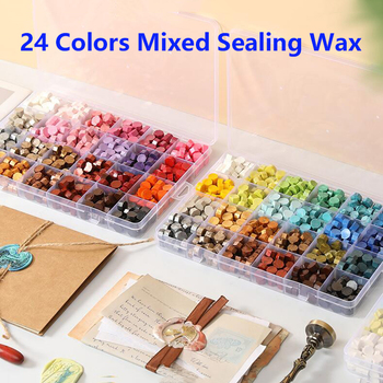 customize brass stamp box gift set cat logo personalized double letter name sealing wax wedding wax seal custom invitation stamp 24 Colors Mixed Sealing Wax Seal Beads Stamp for Vintage Craft Envelope Wedding Wax Seal Ancient Sealing Wax Stamp Making Tools