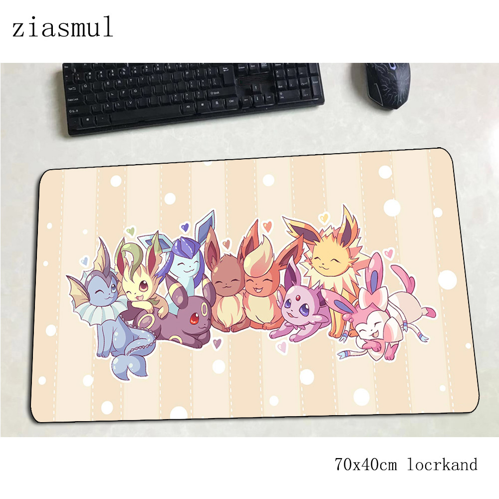 kawaii mousepad gamer Christmas gifts 70x40cm gaming mouse pad large best notebook pc accessories laptop padmouse ergonomic mat(China)