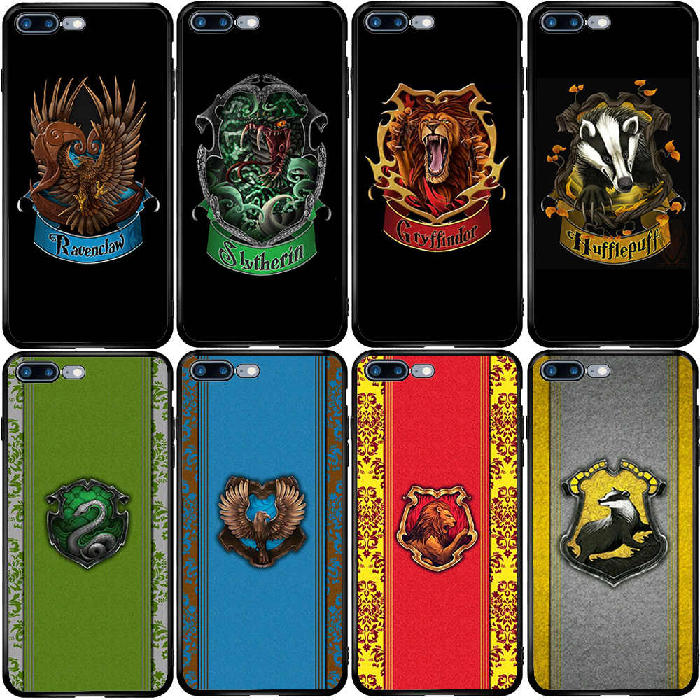 Insignias Potter Harries funda para Xiaomi Redmi Note 10 9 9 9T 8T 8A 7A 6 6A 5 5A 5X 4X A1 A2 Pro Max Lite Plus