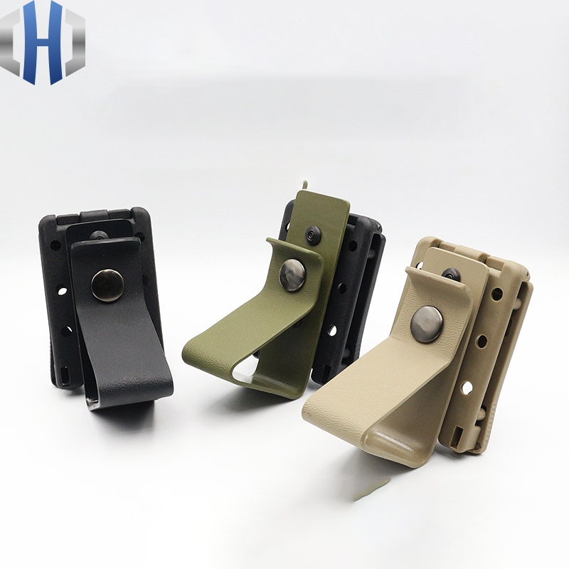 Original Multi-Purpose One-Handed Cache Buckle Tactical Hanging Buckle Headphone Quick Hanging Buckle Quick Hanging