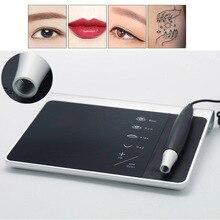 Новые наборы для макияжа бровей для& губ/роторный мотор тату машина комплект Перманентная тату машинка для макияжа Ручка устройство микропигментирования