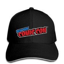 Los hombres gorra de béisbol todo el infierno se desata Con masa de anulaciones de Nycc Nueva York Comic Con 2018 gorra de béisbol Con logotipo