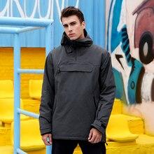 Sudadera con capucha de Snowboard para hombre, marca RUNNING RIVER, chaqueta de deportes al aire libre con capucha, 4 colores, 4 tamaños, N9436H, 2019
