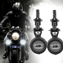 Extra Verlichting Spot Rijden Mistlampen Voor Bmw Motorfiets 40W 6000K Voor Bmw R1200GS F800GS F700GS F650 K1600