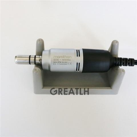 sde m33es maratona dental micromotor handpieces saeyang e type motor escova