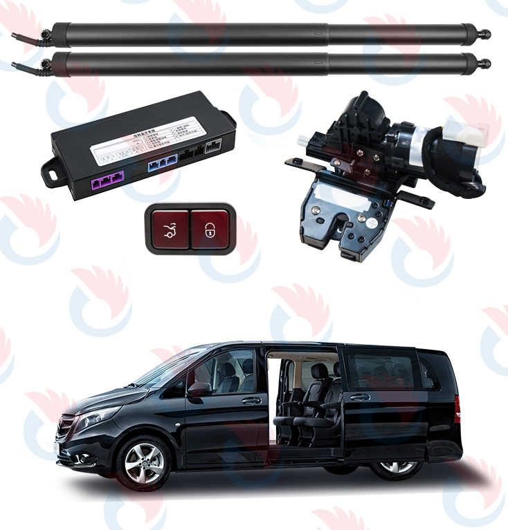 For Mercedes Benz MD V-CLass Vito Bus Box Front Strut Top Bearing Replacement**