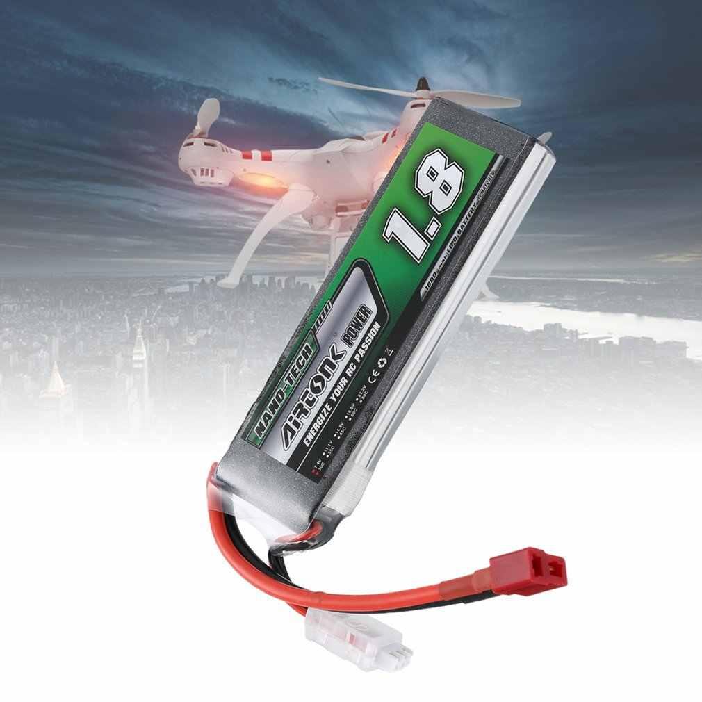 Airtonk puissance 30C 3s 1P Lipo batterie T Plug Rechargeable pour RC course Drone quadrirotor hélicoptère voiture bateau