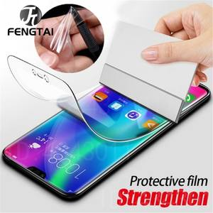 Hydrogel-Film Screen-Protector Honor 10-Lite 20-Pro for 9 Honor/20-pro-10i/8x 8c 20-20i