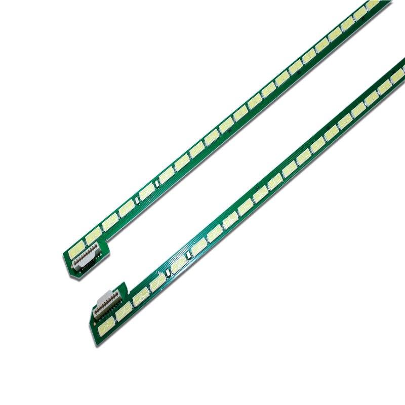 New Kit 10 PCS 66LED 535mm LED Backlight Strip For LG 49UF695V 6922L-0128A LC490EQE 6916l1722B 6916l1723B 49 V14 ART TV R L Type