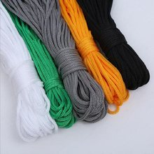 DIY Rope Cord Lanyard diameter 2mm bracelet Necklace Jewelry etc Nylon Thread Braided wh(China)