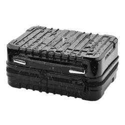 Convenient Waterproof Storage Box High-quality ABS Hardshell Case Travel Suitcase Camera Drones Accessories 4pcs Propeller Blade