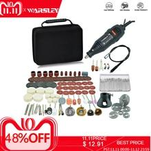 Taladro eléctrico de 180W, amoladora Dremel, pluma de grabado, minitaladro, herramienta rotativa eléctrica, rectificadora, accesorios Dremel