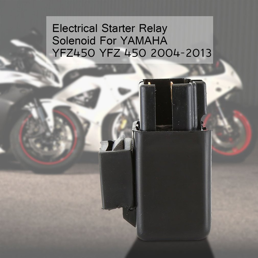 Starter Solenoid Relay Fits YAMAHA YFZ450 YFZ 450 2004-2013
