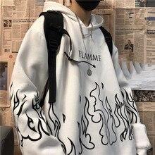 Sweatshirt Women Pullovers Hoodie Streetwear-Tops Winter Clothes Long-Sleeve Print Korean-Style