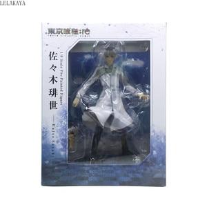 Image 5 - Japonais Anime première ligne Tokyo Ghoul Sasaki Haise Kaneki Ken 1/7 échelle PVC figurine Collection modèle jouets poupée Brinquedos