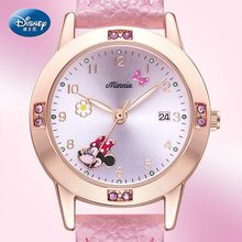 Disney MINNIE MOUSE Donald Duck Children Boy Girl Wristwatch Student Wa